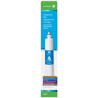 GE RPWFETCS Smartwater Replacement Water Filter, White