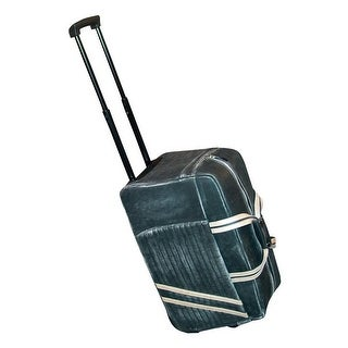 Scully Western Travel Bag Adult Telescoping Handle Inline Black