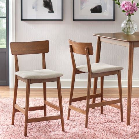 Simple Living Newington 26-inch Counter Stool