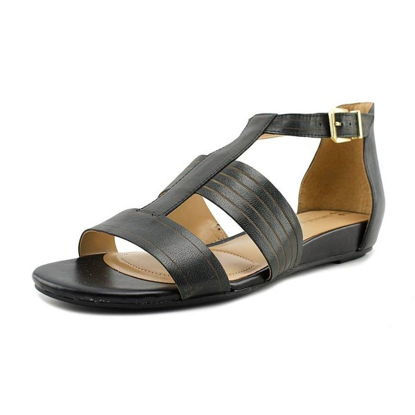 Naturalizer Longing Women  Open Toe Leather  Gladiator Sandal