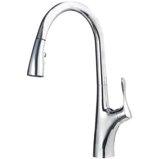 Blanco 441506 Napa Pullout Spray High-Arc Kitchen Faucet