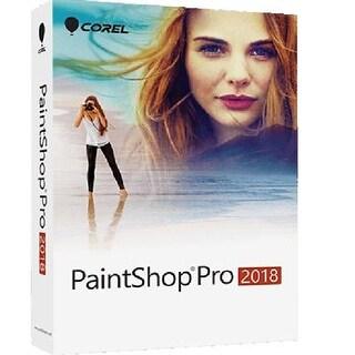 Corel Corporation - Psp2018enmbam - Paintshop Pro2018 En Minibox