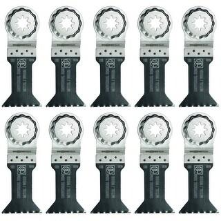 "Fein 63502152290 E-Cut Universal Saw Blades, 1-3/4"", Pack of 10"