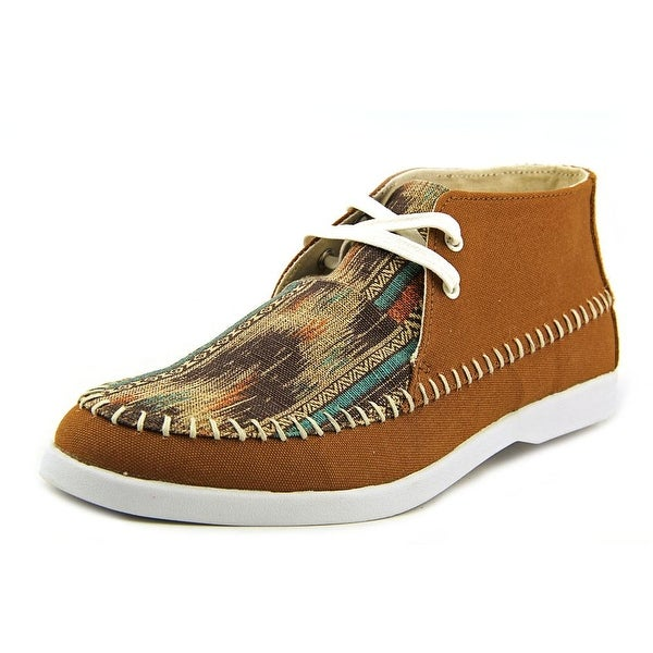 Generic Surplus Apache Men Canvas Tan Fashion Sneakers