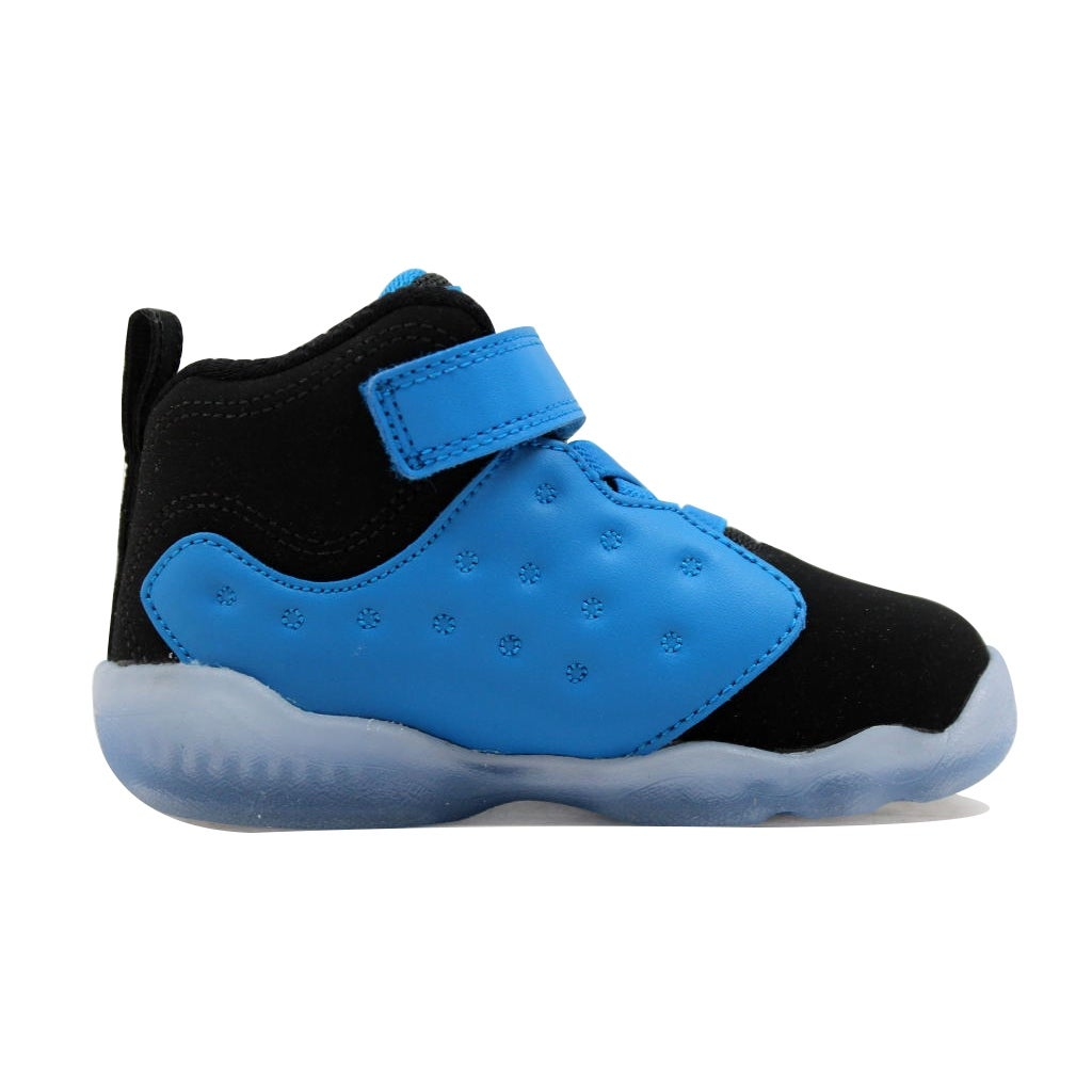 Jordan Jumpman Team II Premium Blue Spark//Total Crimson-Black Little Kid
