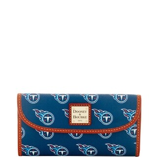 Dooney & Bourke NFL Titans Continental Clutch (Introduced by Dooney & Bourke at $128 in Aug 2016)