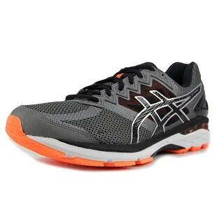 Asics GT-2000 4 Men 4E Round Toe Synthetic Black Running Shoe