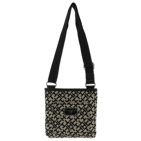 bdc47d3a Buy Black Tommy Hilfiger Crossbody & Mini Bags Online at Overstock ...