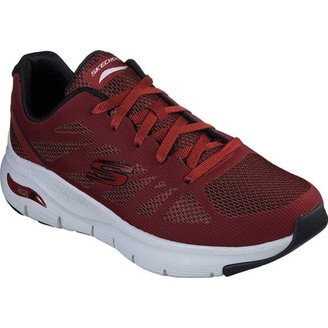 Arch Fit Charge Back Sneaker Burgundy