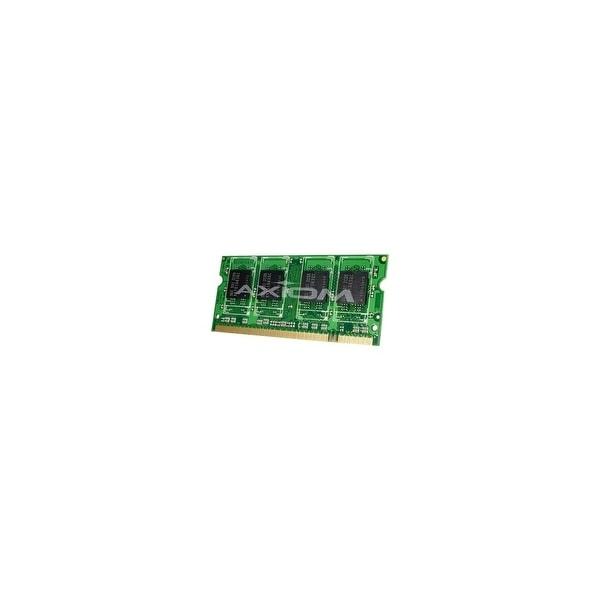 Axion PA3669U-1M2G-AX Axiom 2GB DDR2 SDRAM Memory Module - 2GB - 800MHz DDR2-800/PC2-6400 - DDR2 SDRAM - 200-pin SoDIMM