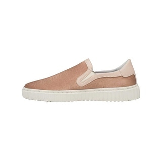 Creative Recreation Womens Boccia Sneakers in Rose Gold Nude