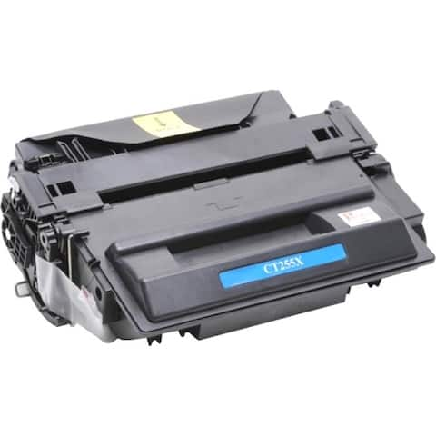 eReplacements CE255X-ER eReplacements Toner Cartridge - Replacement for HP (CE255X) - Black - Laser - High Yield