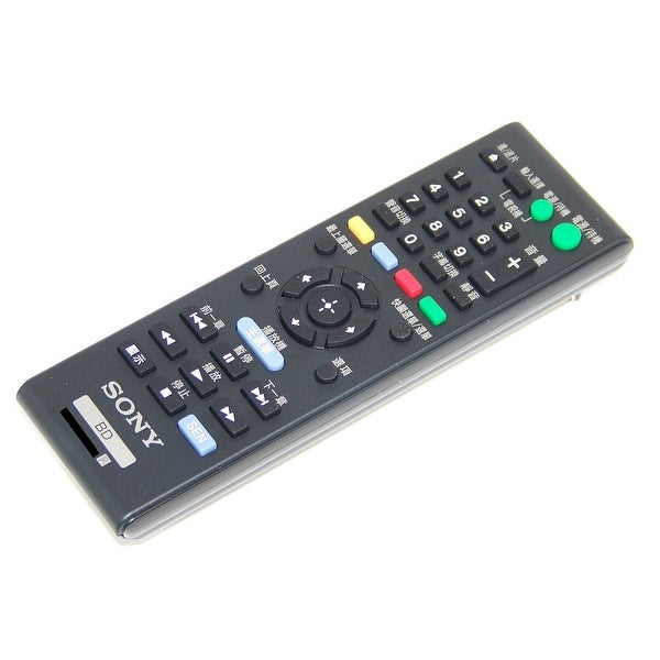 OEM Sony Remote Control NON ENGLISH Originally Shipped With: BDPS1100, BDP-S1100, BDPS1100/CA, BDP-S1100/CA