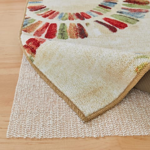 Mohawk Home Hold Fast Area Rug Gripper - Beige