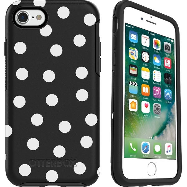 OtterBox Symmetry Series Drop Protection Case for iPhone 7 Only - Date Night