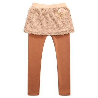 Richie House Girls' Leggings with Matching Skirt