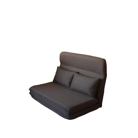 Sofa bed folding lazy sofa floor chair sofa recliner bed with pillow