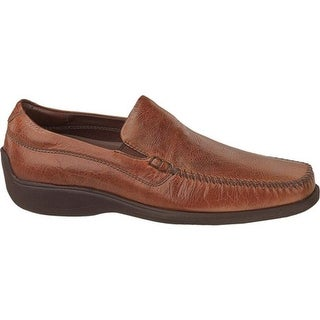 Neil M Men's Rome Maple Waxed Leather