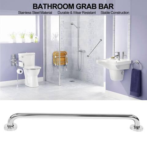 """Bathroom Bathtub Grab Bar Safety Hand Rail for Bath Shower Toilet - 8'3"""" x 11'"""