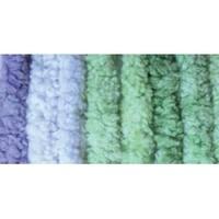 Lilac Leaf - Bernat Blanket Big Ball Yarn