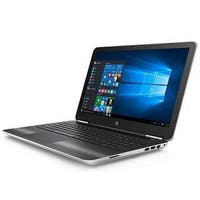 "Refurbished - HP Pavilion 15-aw008cy 15.6"" Touch Laptop AMD A9-9410 2.9GHz 6GB 1TB Windows 10"