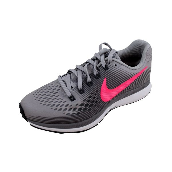 cb27b639b85 Nike Women  x27 s Air Zoom Pegasus 34 Atmosphere Grey Racer Pink 880560