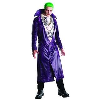 Suicide Squad Joker Deluxe Adult Costume