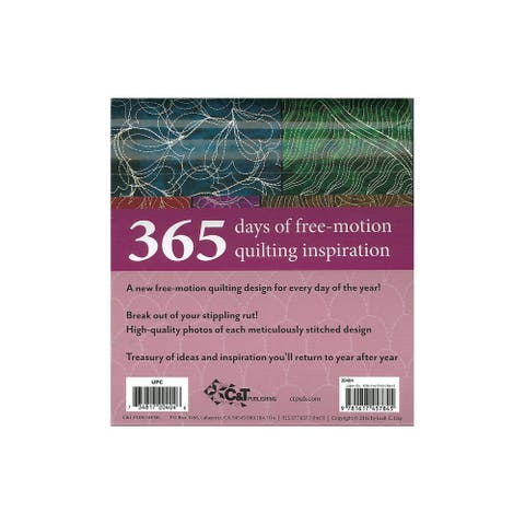 C&T 365 Quilting Designs Perpetual Calendar