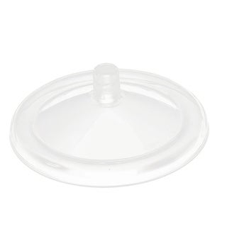 Home Office Dust-proof Keep Warm Clean Cup Lid Cover Clear 8.5cm Dia.