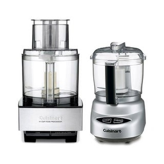 14 Cup Food Processor & Mini-Prep Plus Processor Kit Food Processor and Mini-Prep Plus Processor Combo