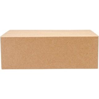 Paper-Mache Box W/Magnetic Closure Set 3/Pkg-