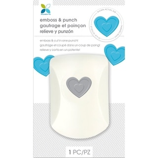 Momenta Embossing Punch-Heart