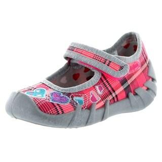 Befado Girls Andie Mary Jane Slippers - Made In Europe
