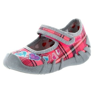Befado Girls Andie Mary Jane Slippers - Made In Europe