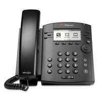 Refurbished Polycom VVX 300 (2200-46135-001) VVX 300 Business Media Phone