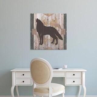 Easy Art Prints Vision Studio's 'Southwest Lodge Animals II' Premium Canvas Art