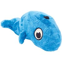 Hear Doggy Large Whale Ultrasonic Silent Squeaker Dog Toy