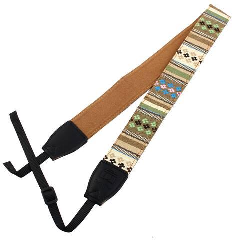 SHETU Authorized Universal Ethnic Customs Camera Shoulder Neck Strap #9 for DSLR