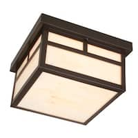 """Craftmade Z1843 Mission 9.5"""" 1-Light Outdoor Ceiling Light - n/a"""