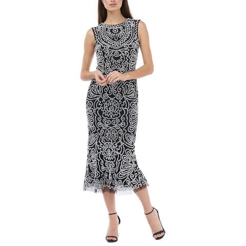 Js Collections Midi Dress