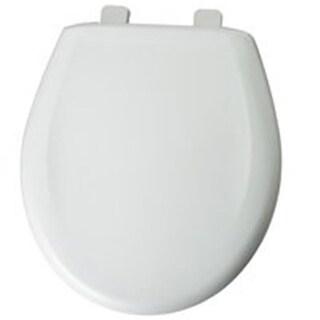 Bemis 20-000 Toilet Seat Round Plastic, White