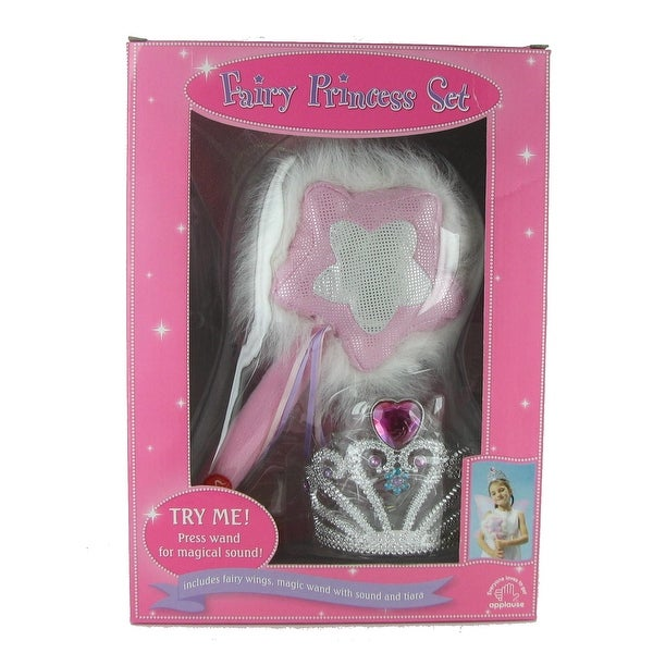 Children's Fairy Princess Set with Magic Wand