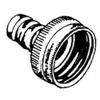 """Plumb Pak PP850-81 Hose Repair Coupling, 5/8"""" I.D."""