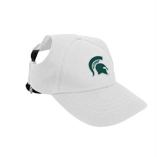 Michigan State Spartans Pet Baseball Hat - XS