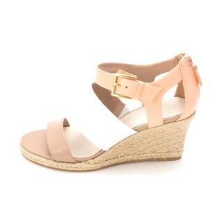 Cole Haan Womens Phoebesam Open Toe Casual Platform Sandals