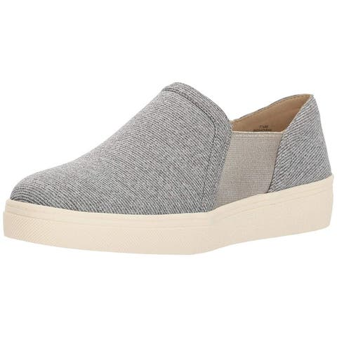 Bandolino Womens Hoshi Low Top Slip On Fashion Sneakers