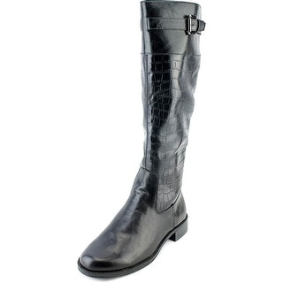 A2 By Aerosoles High Ride W Round Toe Synthetic Knee High Boot