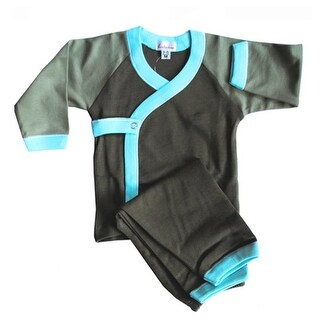 Loralin Design BWD3 Boy Wrap Outfit 3-6 Months