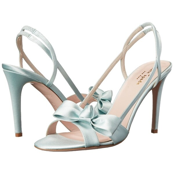 Kate Spade NEW Pale Blue Women Shoes Size 8.5M Ideal Slingback