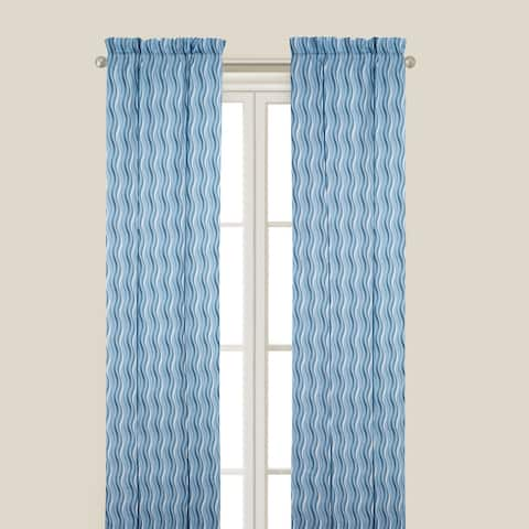 Reef Paradise Curtain Panel - 50 x 84